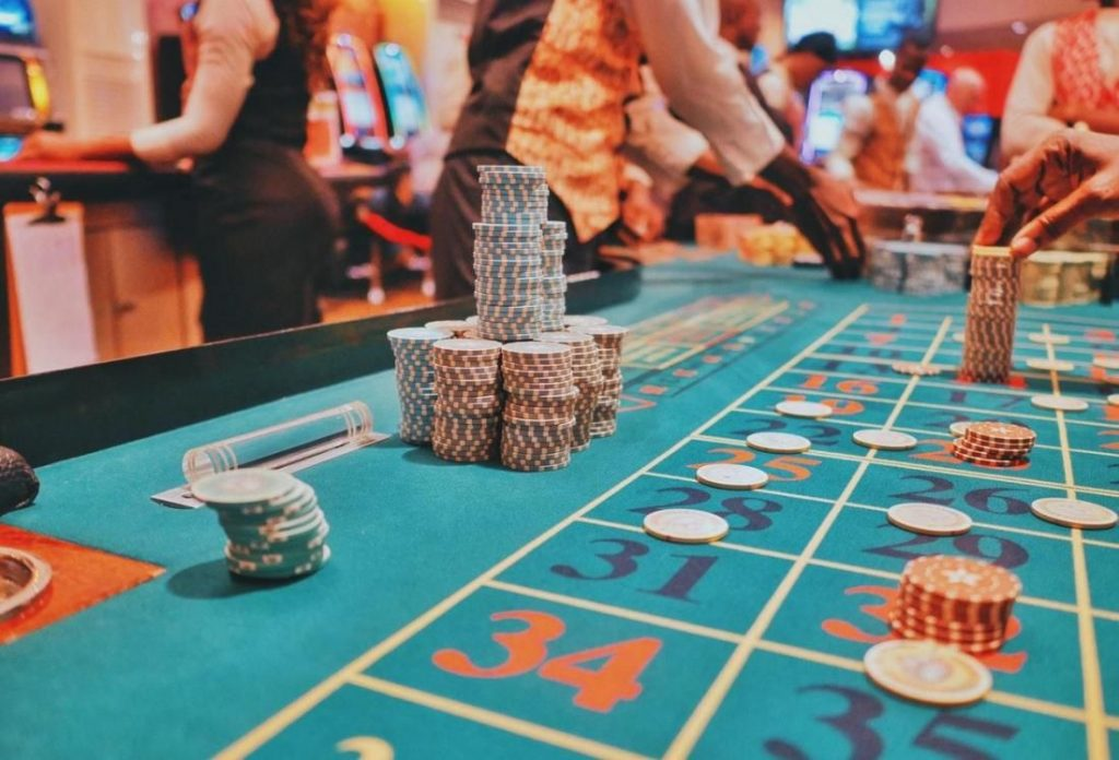 gambling casino buildings
