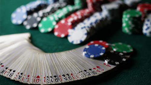 WongQQ Poker gambling